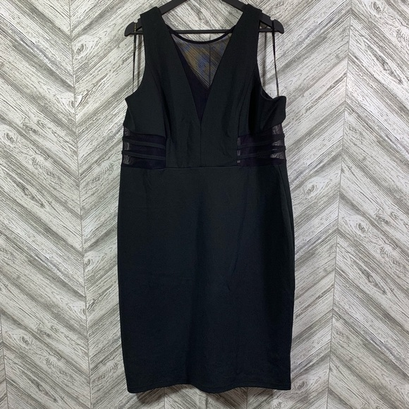 2a3b59f5db6 Suzanne Betro • Plus Size Little Black Dress